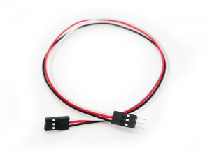 Electronic brick 3 Wire Cable Female to Male (5 p.)