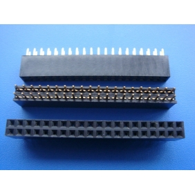 Dual 2x20Pin Headers female