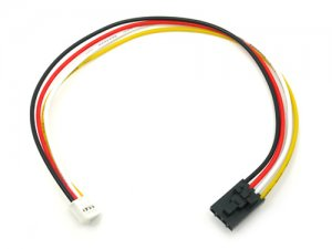 Electr. brick buckled 4 pin to Grove 4 pin conv. cable