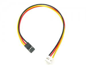 Electronic brick 3 pin to Grove 4 pin converter cable (5pack)