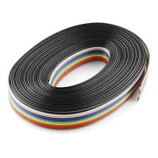 Ribbon Cable - 10 wire (4.5m)