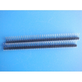 Single 40Pin Headers male 90�