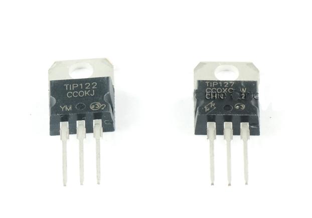TIP122 NPN Darlington Transistor