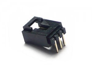 3pin buckled connector for Electronic Bricks 90° (10 pcs)