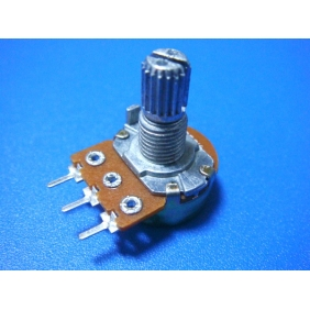 10K Linear Potentiometer 0.5W (10mm Shaft)