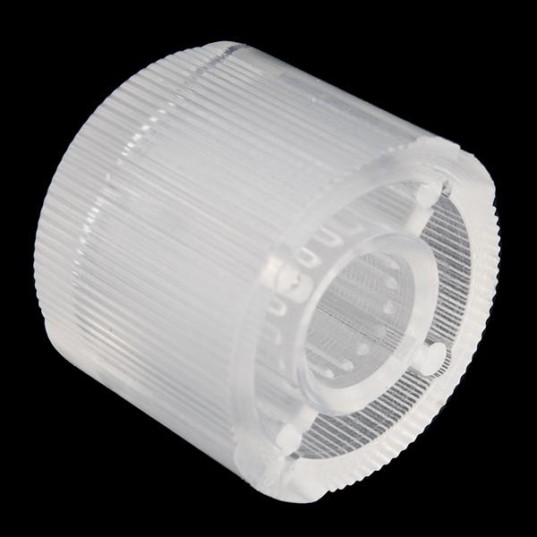Clear Plastic Knob