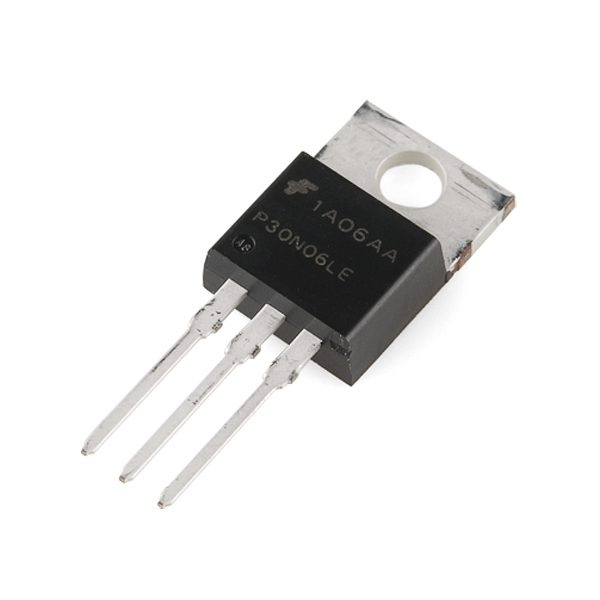 N-Channel MOSFET 60V 30A (RFP30N06LE)