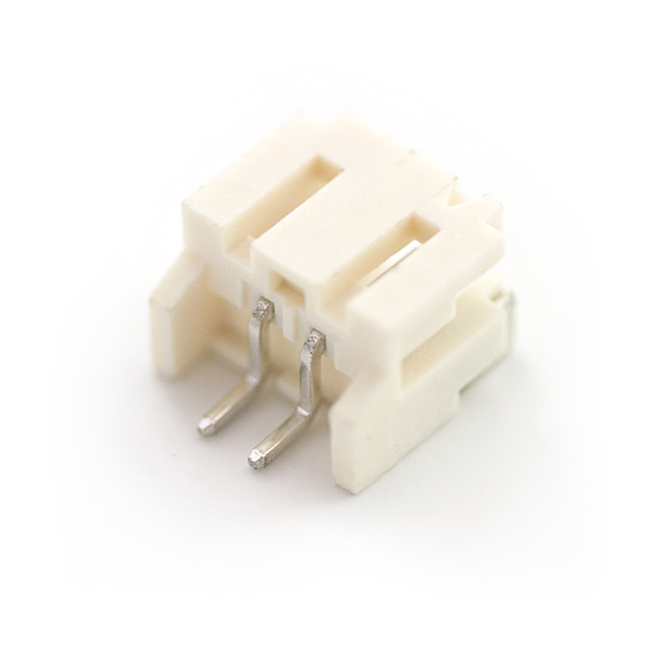 JST 2-Pin Right Angle Connector 2mm