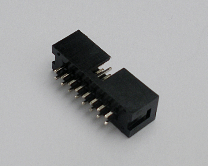 Shrouded Header 2x8pin (m)