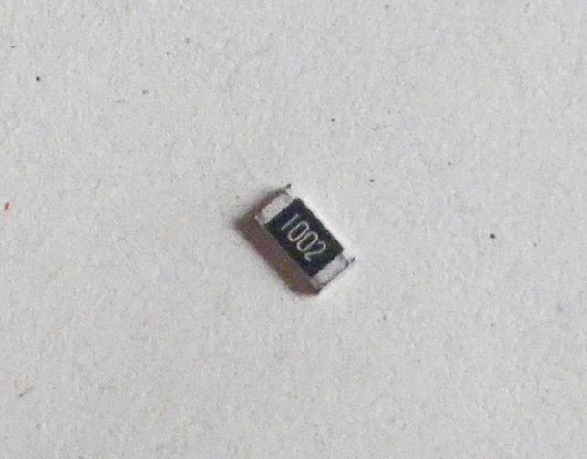 Resistor 10k (SMD 1206)