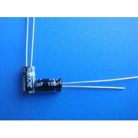 Electrolytic Capacitor 10uF/25V