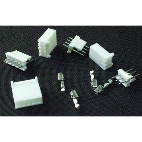 Polarized Connectors - Header (3-Pin)