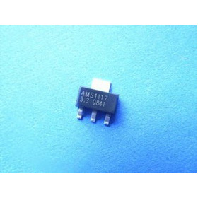 AMS1117-3.3V SOT-223 Voltage regulator