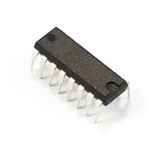 8-Bit Parallel-In/Serial-Out Shift Register (74HC165N)