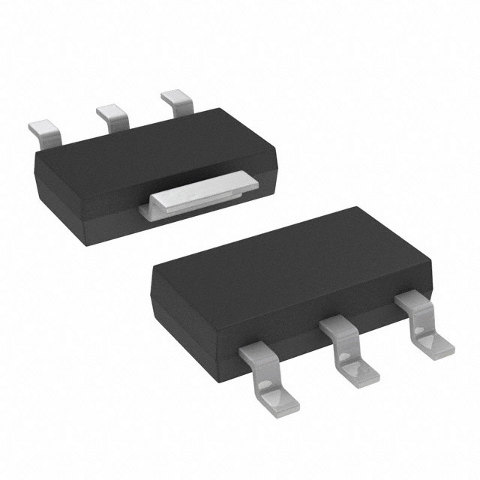 LM1117 LDO Voltage regulator 5V SOT-223