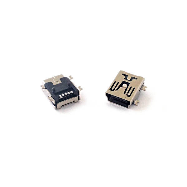 USB Female Mini-B Socket - SMT