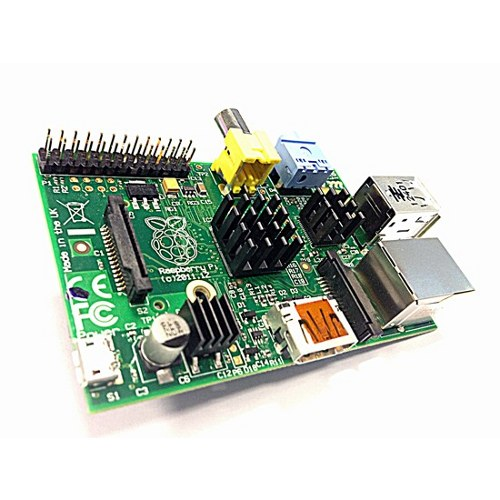 Heatsink Kit for Raspberry Pi