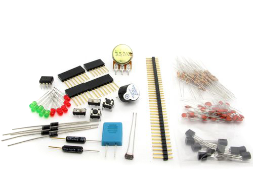 Arduino Beginner Parts Kit