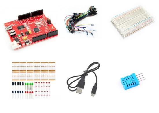 Seeeduino Starter Kit Standard