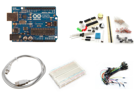 Arduino Basic Beginner Kit