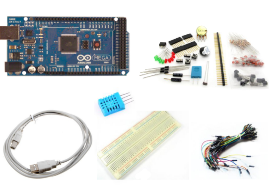 Arduino Mega Beginner Kit