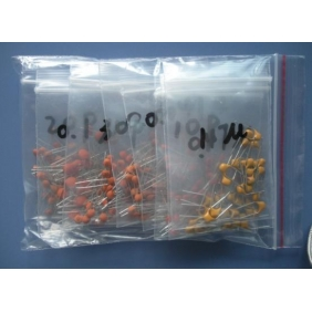 Ceramic Capacitor Kit (250pcs)