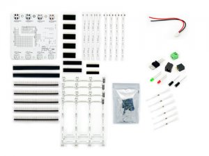 Rainbow Cube Kit (Rainbowduino Compatible)