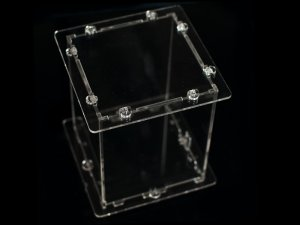 Rainbow Cube Kit Acrylic Harness