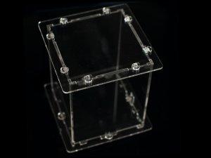Rainbow Cube Kit Acryl Gehäuse