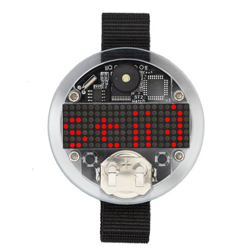 Solder:Time II Watch Kit