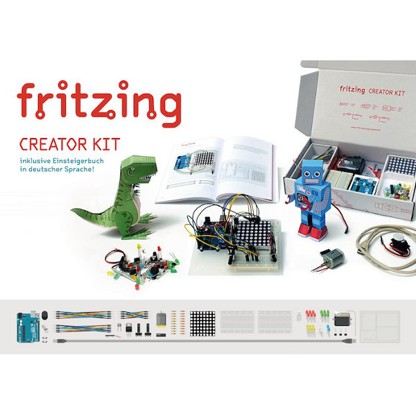 Fritzing Creator Kit - German Edition