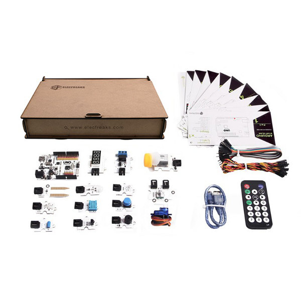 Elecfreaks Arduino Starter Kit - Absolute Beginner