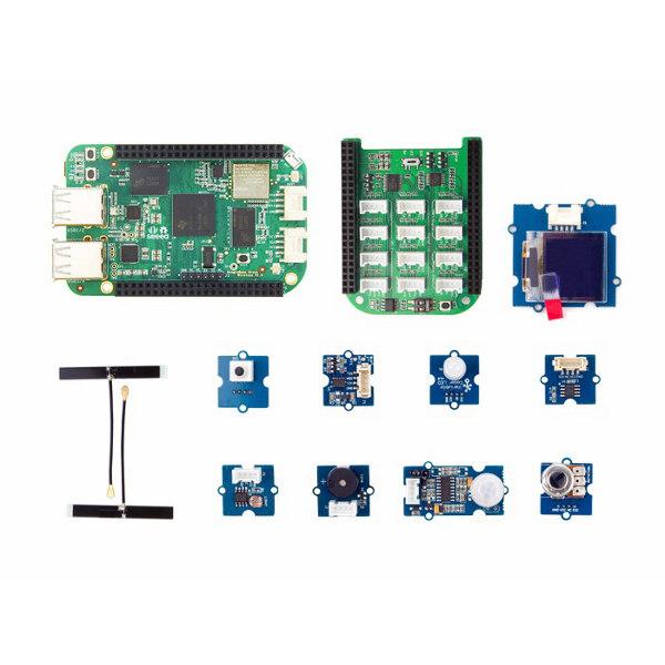 BeagleBone Green Wireless IOT Developer Kit for Google Cloud