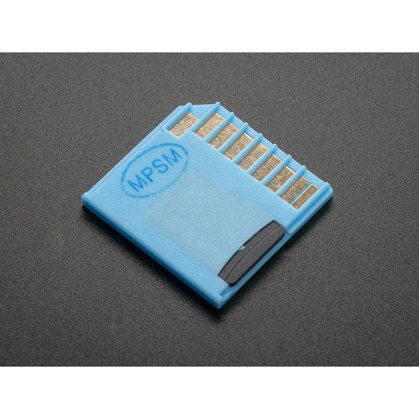 Kurzer microSD Karten Adapter für Raspberry Pi & Macbooks
