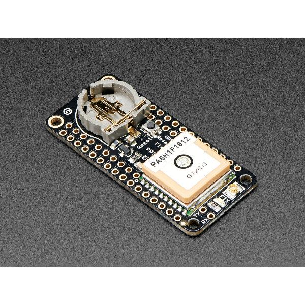 Adafruit Ultimate GPS FeatherWing