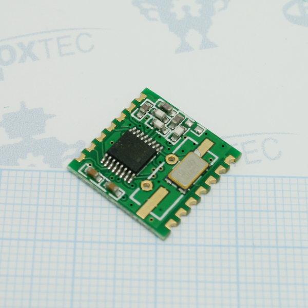 RFM12BSP Wireless Transceiver - 868MHz