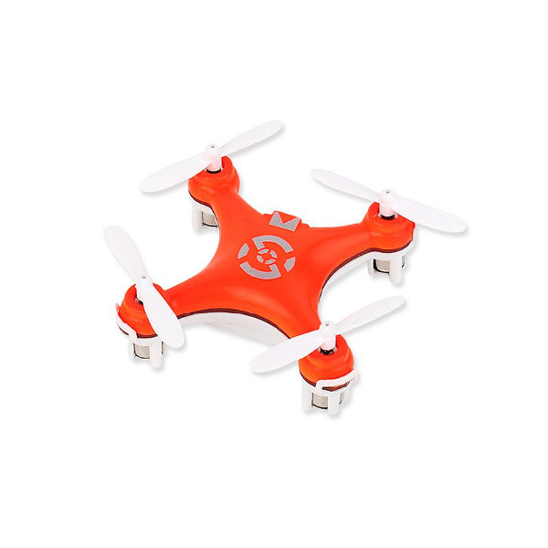 CX-10 - Smallest Quadcopter on Earth (red)