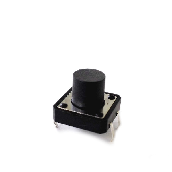 Momentary Push Button Switch - 12mm Square