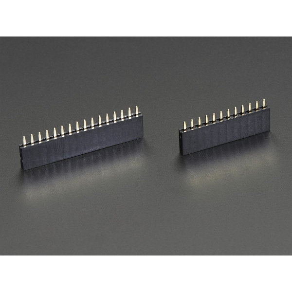 Feather Female Header Kit - 12-Pin + 16-Pin