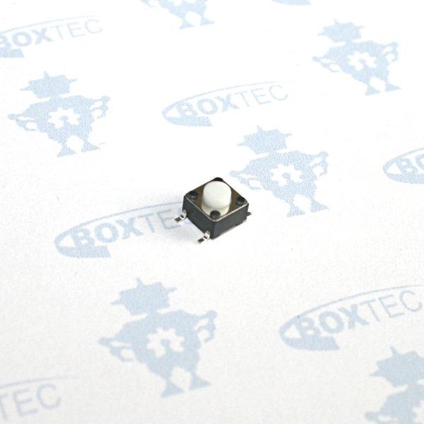 Mini Taster SMD (weiss) - 6x6mm