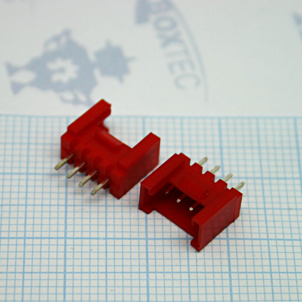 Grove - Universal 4-Pin Connector (rot)