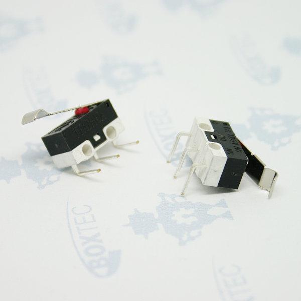Mikroschalter klein 90° - SPDT
