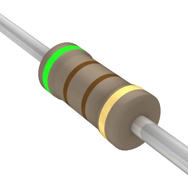 Resistor 510R (0.25W/5%)