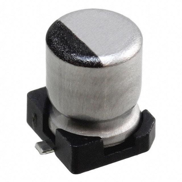 Aluminium Elco Capacitor 10uF/16V (SMD 1206)