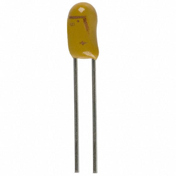 Tantalum Capacitor 10uF/6.3V (10%)