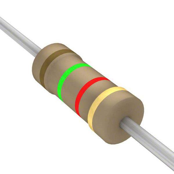 Resistor 1.5k (0.25W/5%)