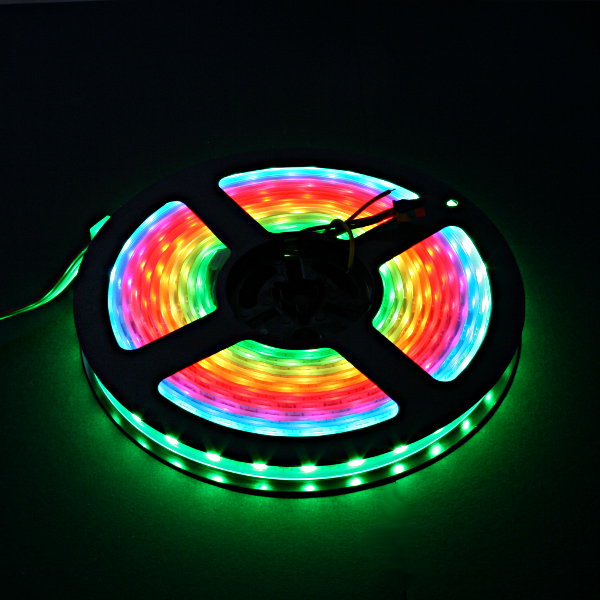 LED NeoPixel Strip 5m (WS2812B - 60LED/m - waterproof)