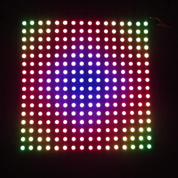 NeoMatrix 16x16 - 256 RGB LED Pixel Matrix