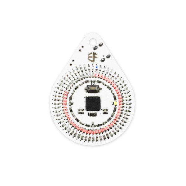 FreaksDial - Taschenuhr mit 134 LEDs