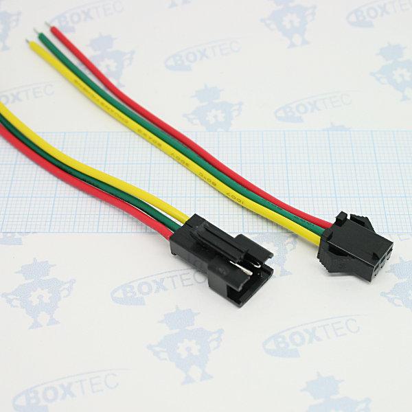 Neopixel LED Strip - Anschlusskabel 10cm (Paar)